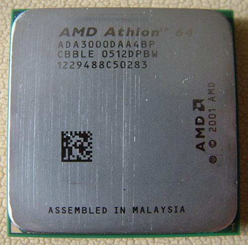 Athlon 64 3000