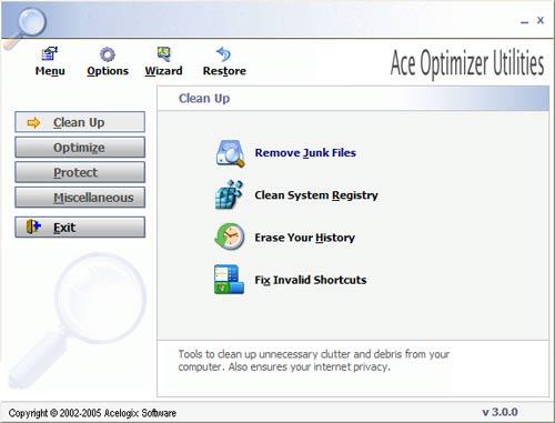 Ace Utilities 3.0