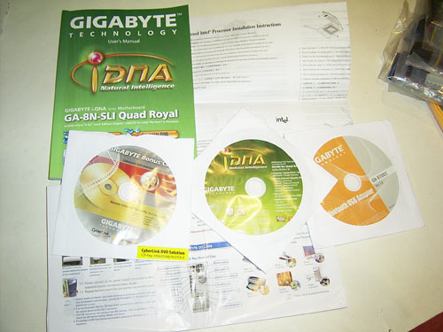Gigabyte 8N-SLI-Quad Royal