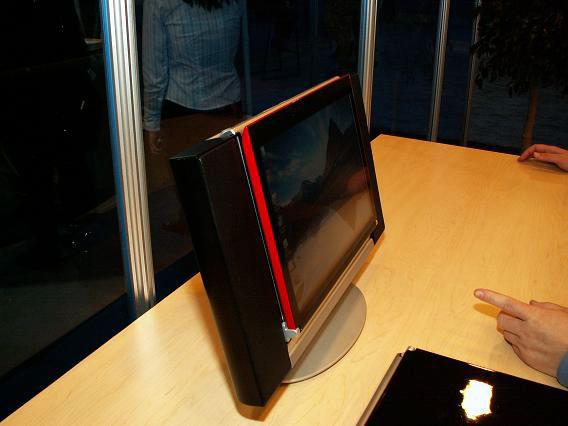 Intel concept PC