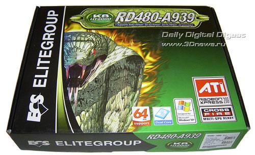 ECS RD480-A939