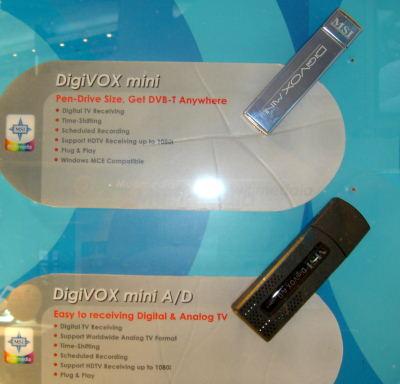 MSI Digi VOX mini USB