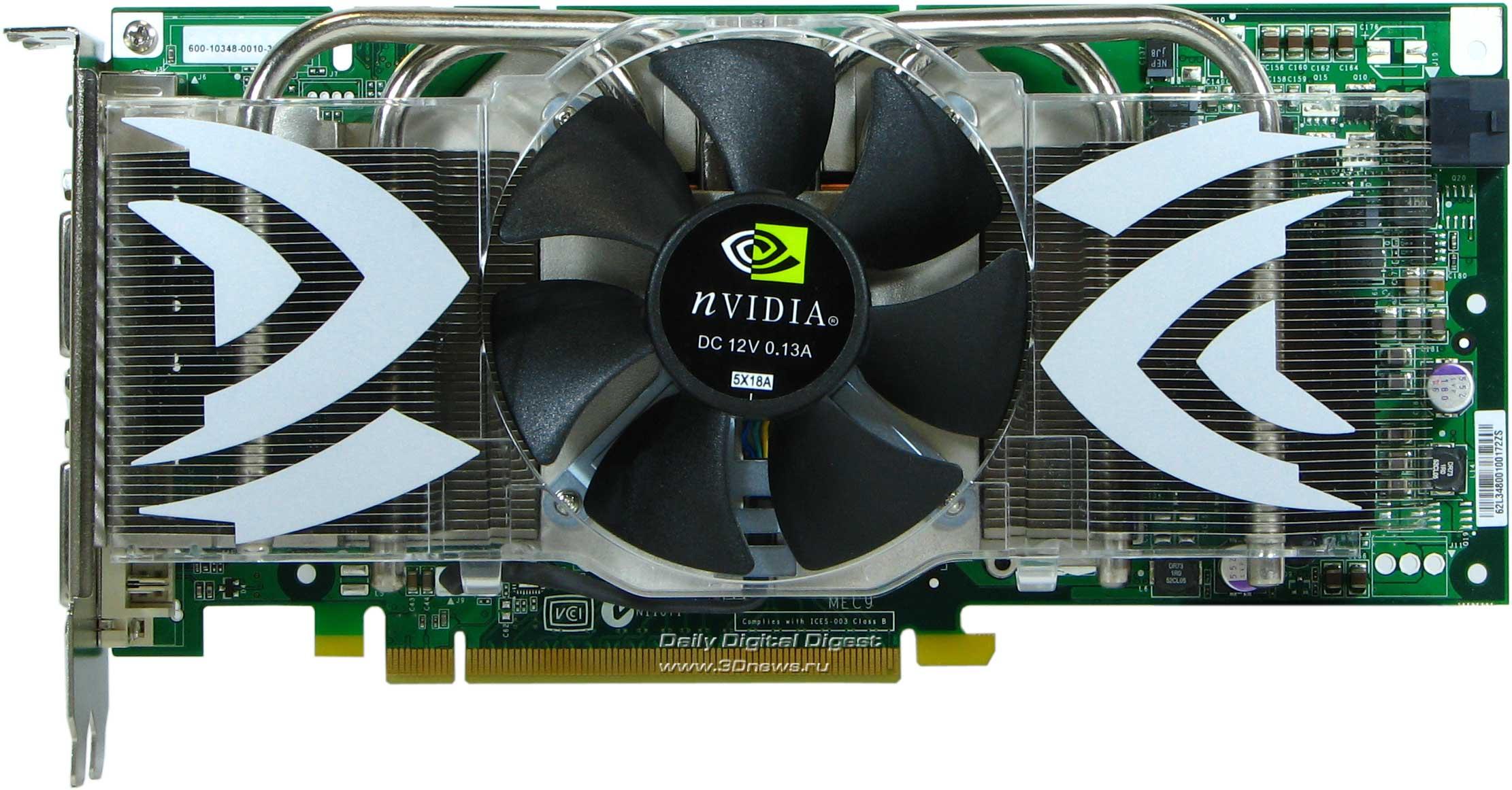 Новинки от NVIDIA - 7900GT и 7900GTX / Видеокарты / 3DNews - Daily ...