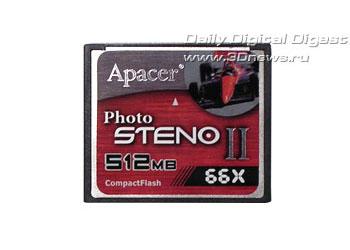 Apacer CF 66x