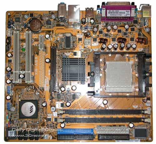 ASUS A8V-MX