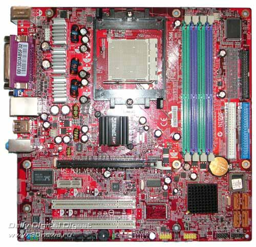 MSI RS482M4-L