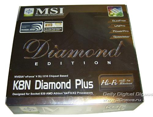 MSI K8N Diamond Plus
