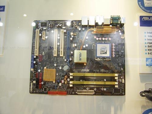 Intel broadwater g graphics chip