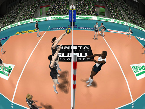 1International Volleyball 2010 Pc Game Download