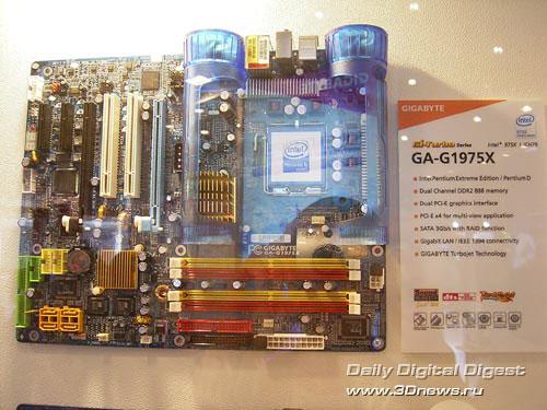G1975X на чипсете i975X