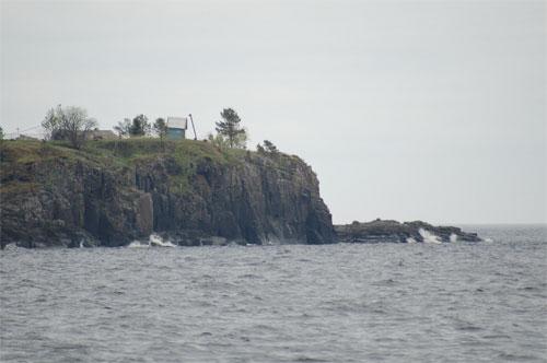 Kрасоты двух великих островов - Валаам и Коневец