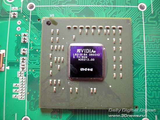 графический процессор G73