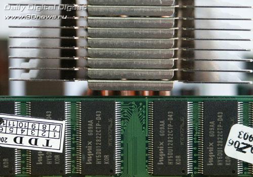 Noctua NH-U9 и NH-U12 oсобенности установки