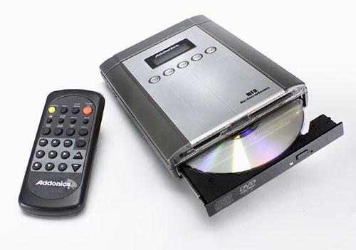Рекордер Addonics MFR DVD +/- R/RW