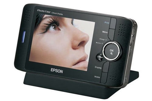 Цифровой фотоальбом Epson PhotoViewer P-4000