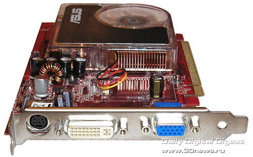 EAX1600PRO интерфейсы