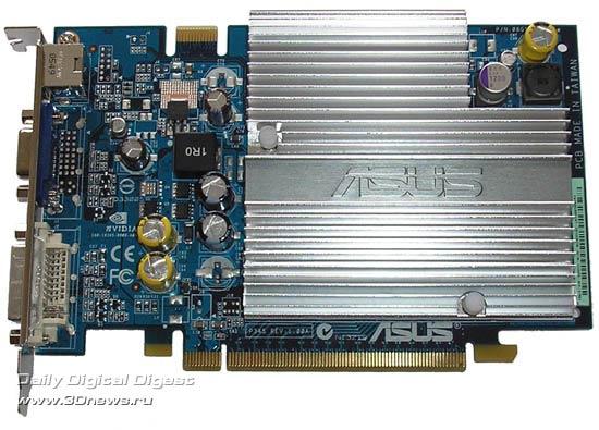 ASUS EN7600GS SILENT 256 Мб