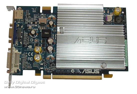 ASUS EN7600GS SILENT 512 Мб