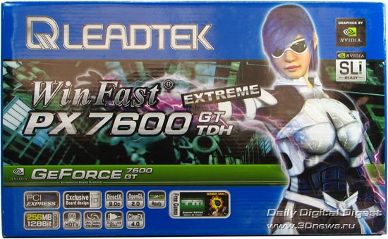 Leadtek PX7600GT Extreme