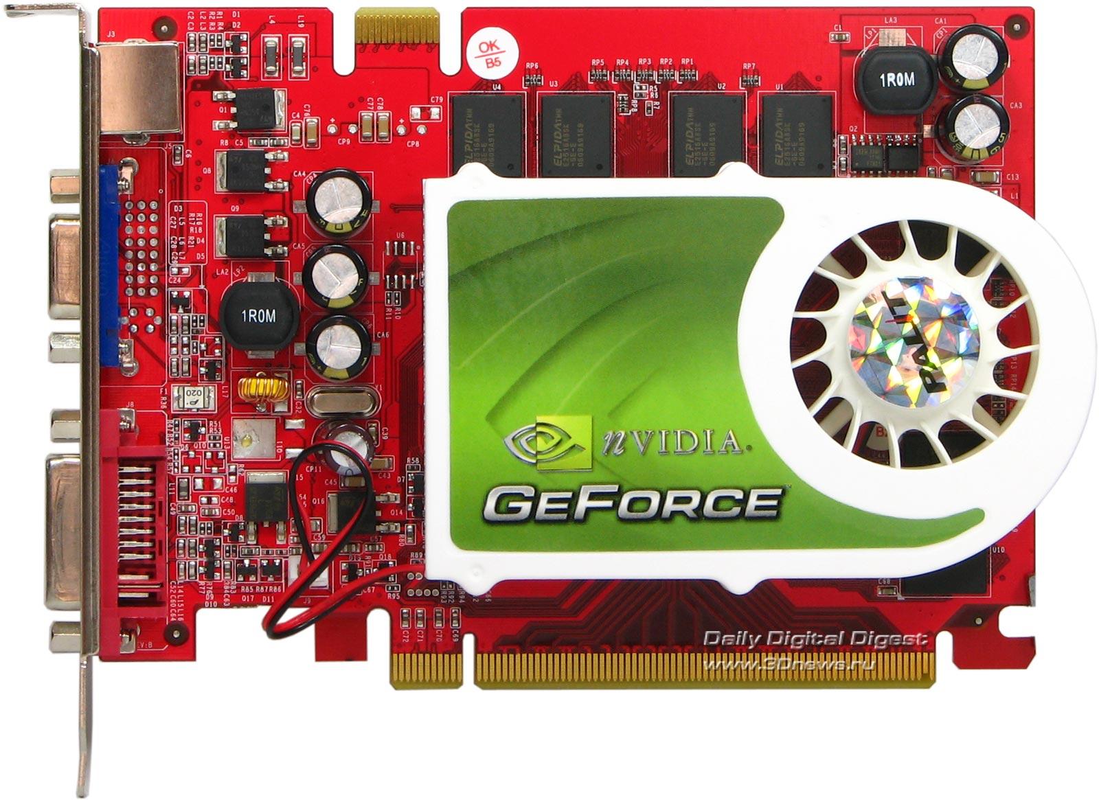 Geforce 7300Gt Какая Это Серия