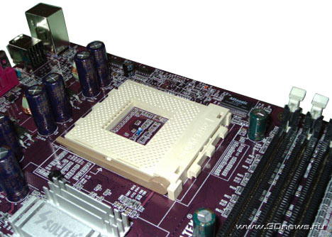 Soltek SL-75FRV socket