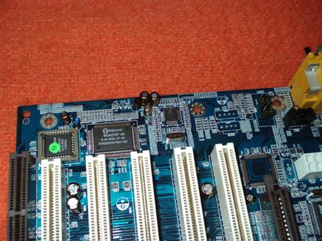 Intel i845ge vga