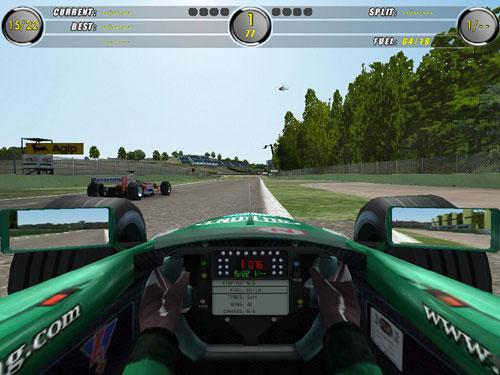 لعبة سباق السيارات العالمية Challenge