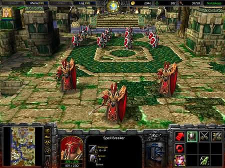 TD - Карты Warcraft - Каталог файлов - Warcraft 3 4 карты