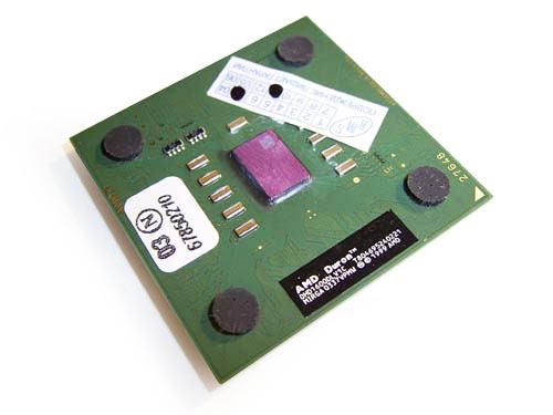 Настольные процессоры: Итоги 2003 года / Процессоры и память