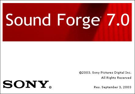 Sound forge 7.0 скачать
