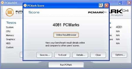 PCMark04
