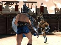 Screens Zimmer 3 angezeig: gladiator games pc