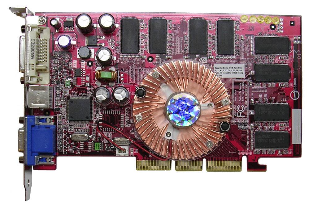 fx5200 msi: