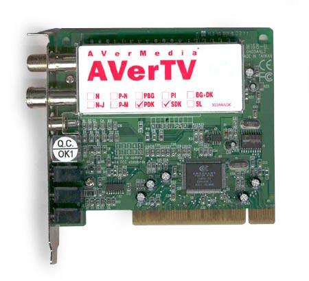 скачать драйвер для avermedia avertv studio 305