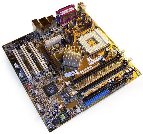 A7n8x la motherboard
