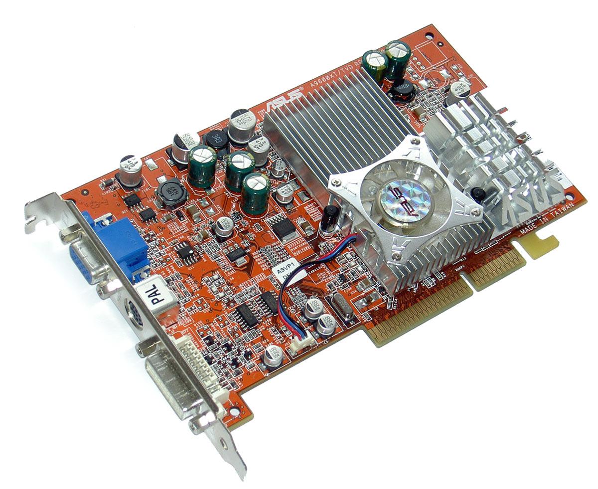 скачать видео драйвер для ati radeon 9600 инициализация