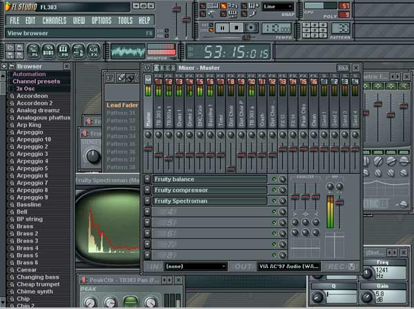 Image-Line FL Studio 10 Producer Edition (2011)