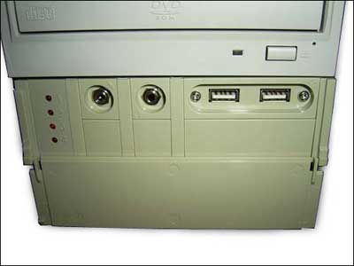 Additional FrontX panel