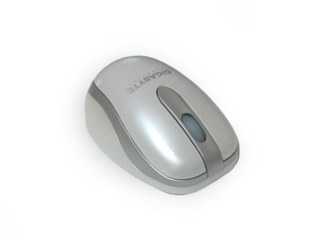 GIGABYTE Wireless Optical Travel Mouse