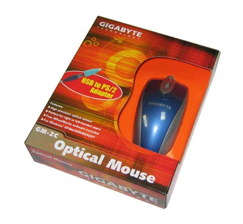 Gigabyte Optical Mouse