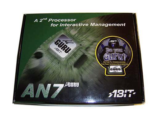Abit AN7 Box