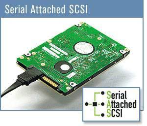 Serial Attached SCSI), обеспечивающих среднюю пропускную способность 3