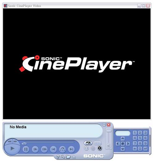 Sonic CinePlayer