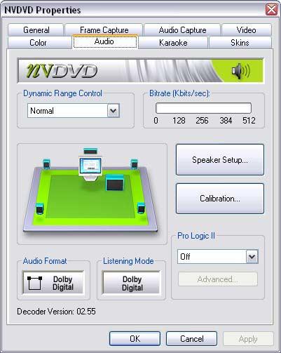 nVidia nVDVD 2.x