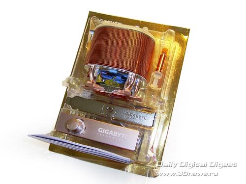 Gigabyte Cooler3D Ultra Inbox