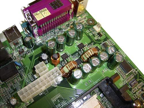 Epox 8KDA3+ на чипсете nVidia nForce3 250 Материнские платы.