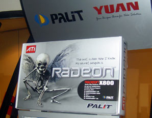 Palit X800