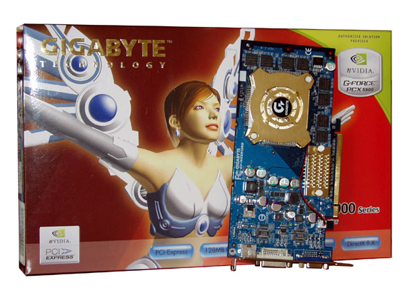 Gigabyte GeForce PCX 5900 Video Card Review