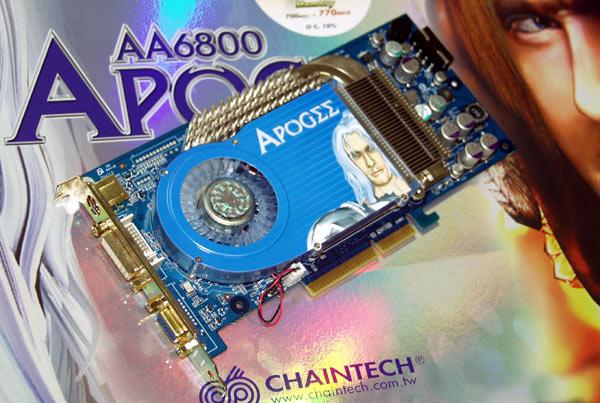 Chaintech AA6800 Turbo Edition