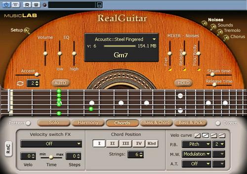 MusicLab Real Guitar 1.5